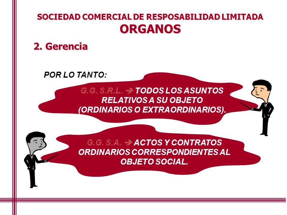 (ORDINARIOS O EXTRAORDINARIOS).