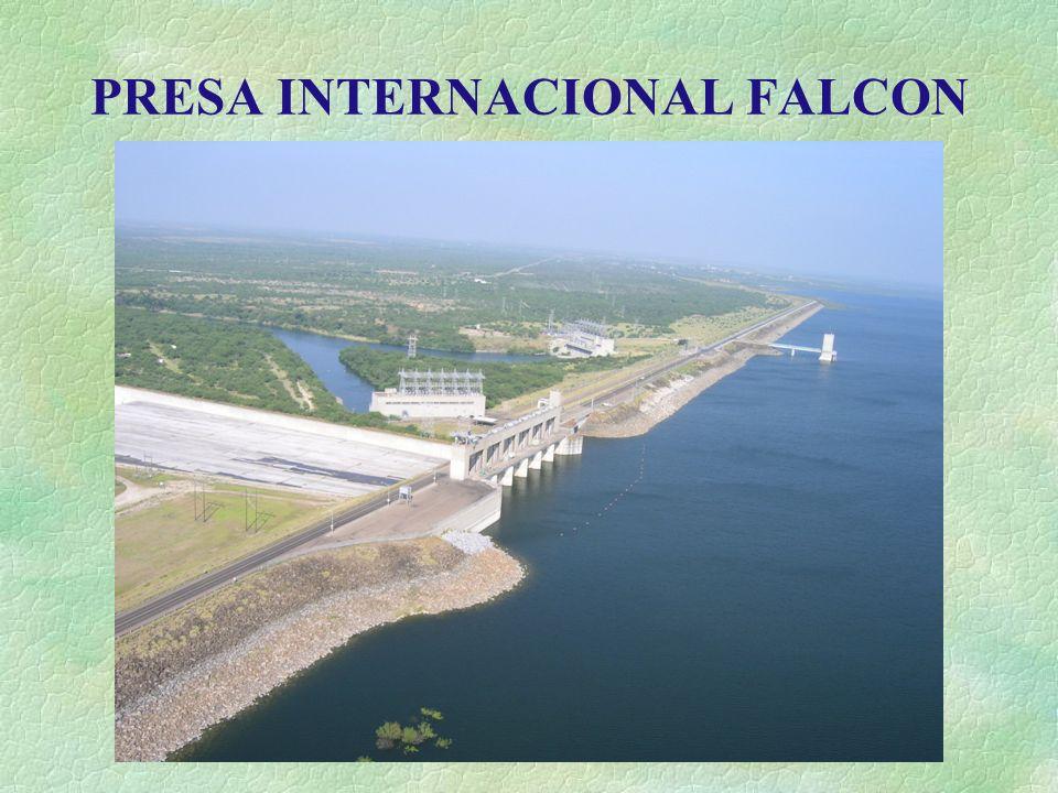 PRESA INTERNACIONAL FALCON