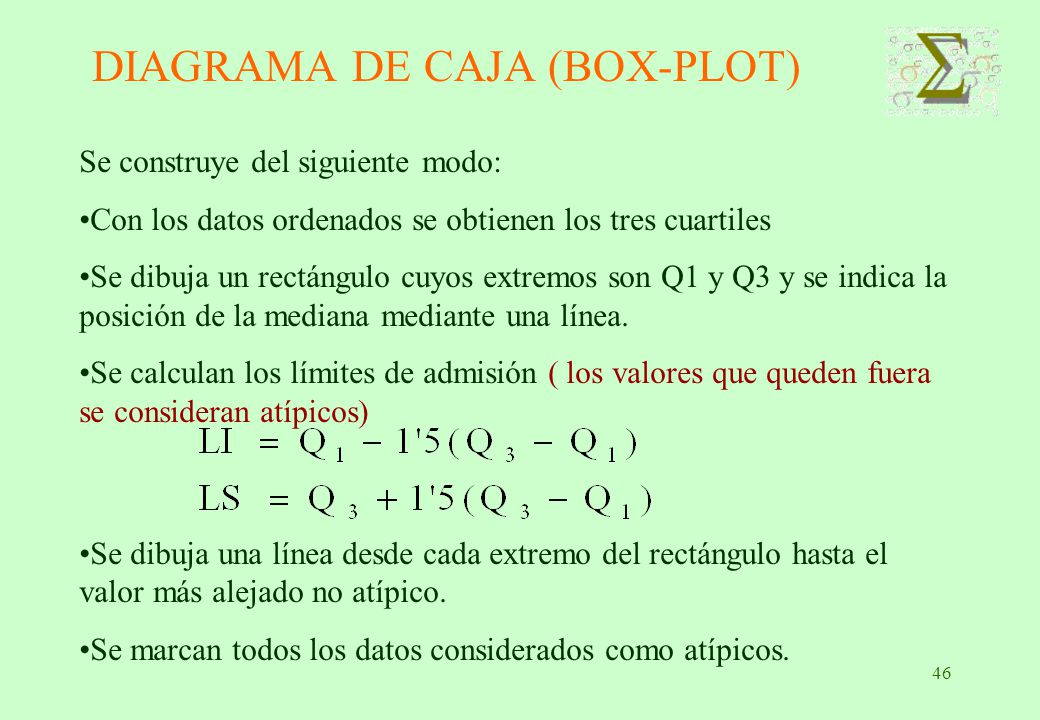 DIAGRAMA DE CAJA (BOX-PLOT)
