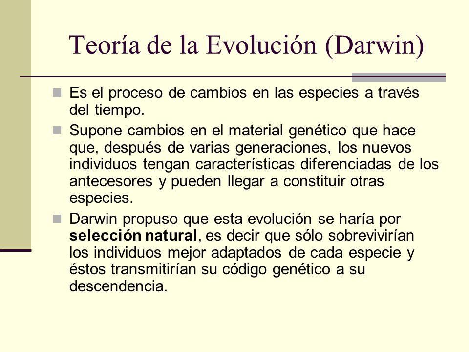 darwin y la teor a de la evoluci n grupo ciencia raz n y