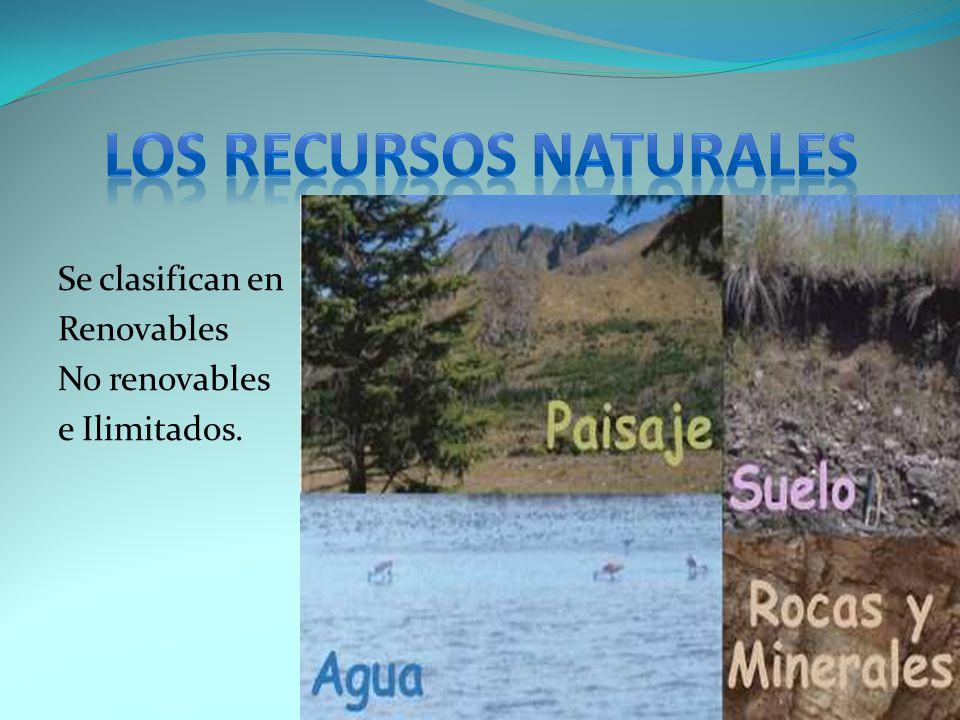 Temas recursos naturales reas protegidas desarrollo for Recurso clausula suelo