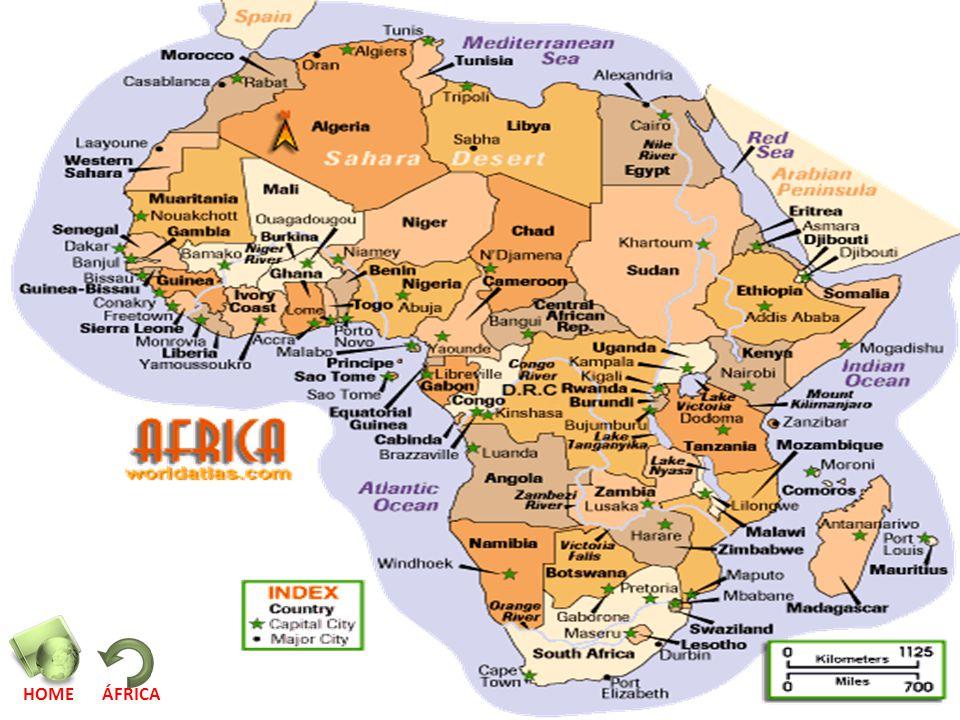 HOME ÁFRICA
