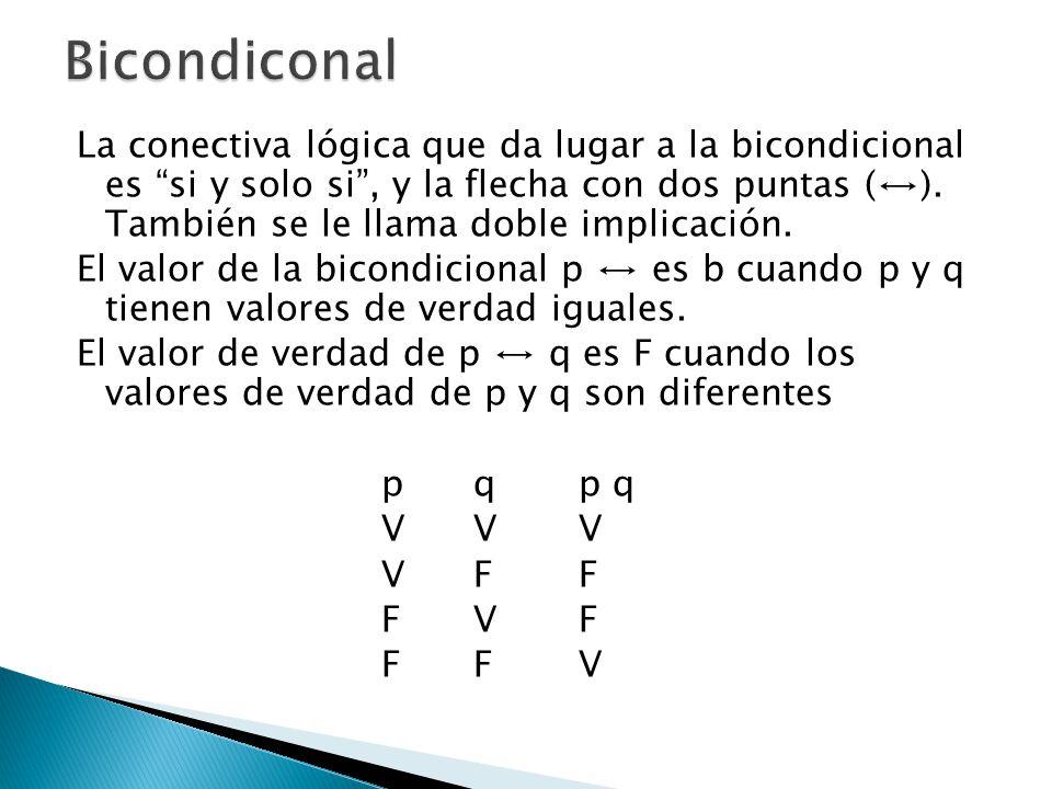 Bicondiconal