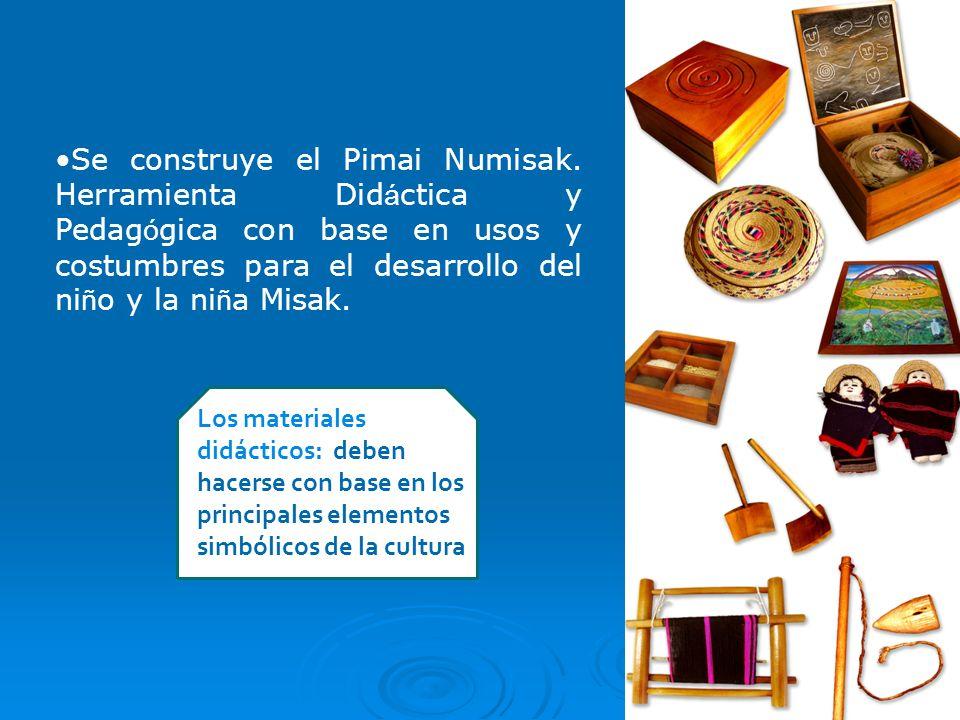 Se construye el Pimai Numisak