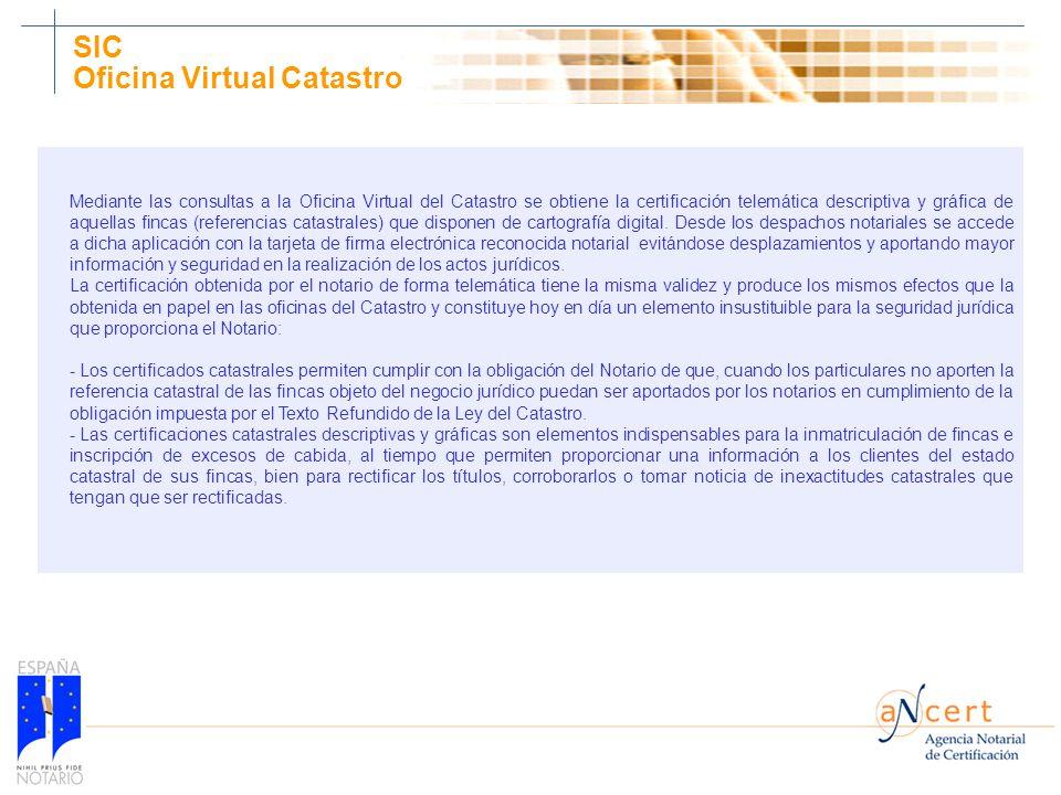 V seminario de experto documental en notarias y registros for Oficina virtual bankia particulares