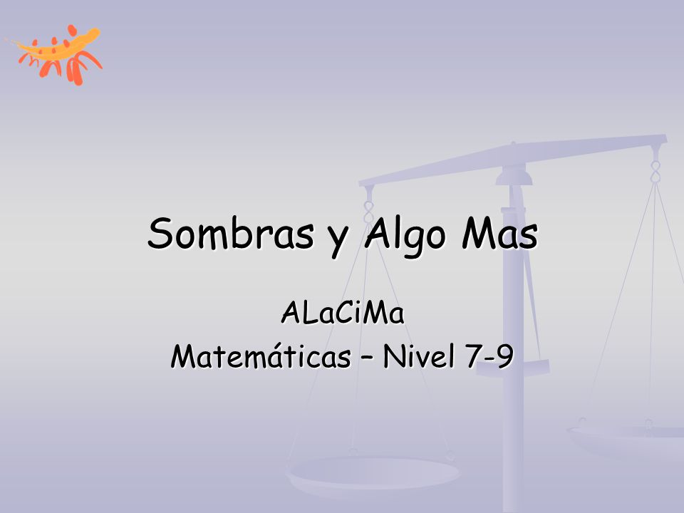 ALaCiMa Matemáticas – Nivel 7-9