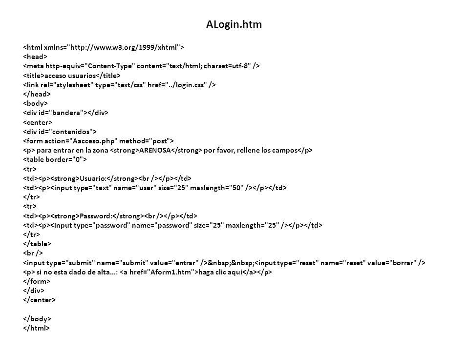 ALogin.htm <html xmlns= http://www.w3.org/1999/xhtml >