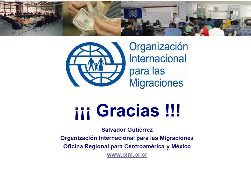 ¡¡¡ Gracias !!! Salvador Gutiérrez