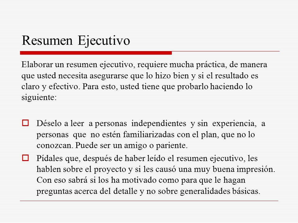 PLAN DE NEGOCIOS Mg. Aleixandre Duche. - ppt descargar