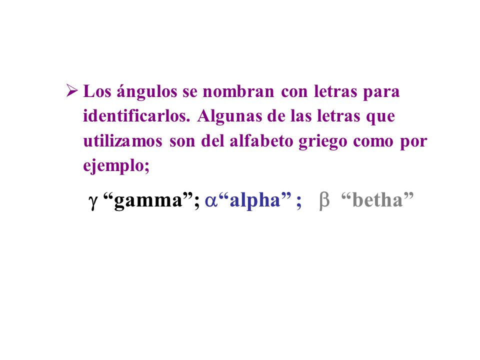  gamma ;  alpha ;  betha