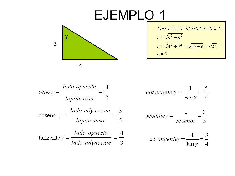 EJEMPLO 1  4 3