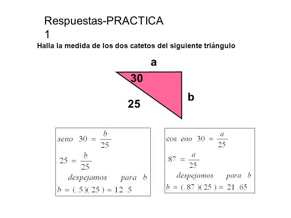 Respuestas-PRACTICA 1 a 30 b 25