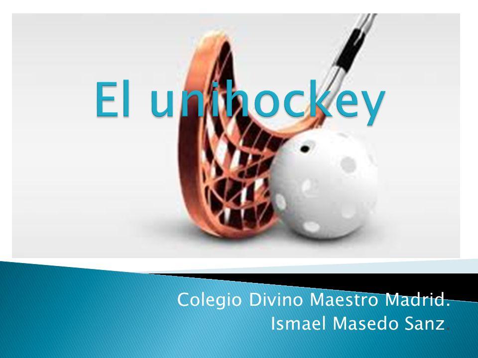 Colegio Divino Maestro Madrid. Ismael Masedo Sanz.