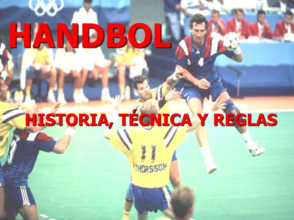 HISTORIA, TÉCNICA Y REGLAS