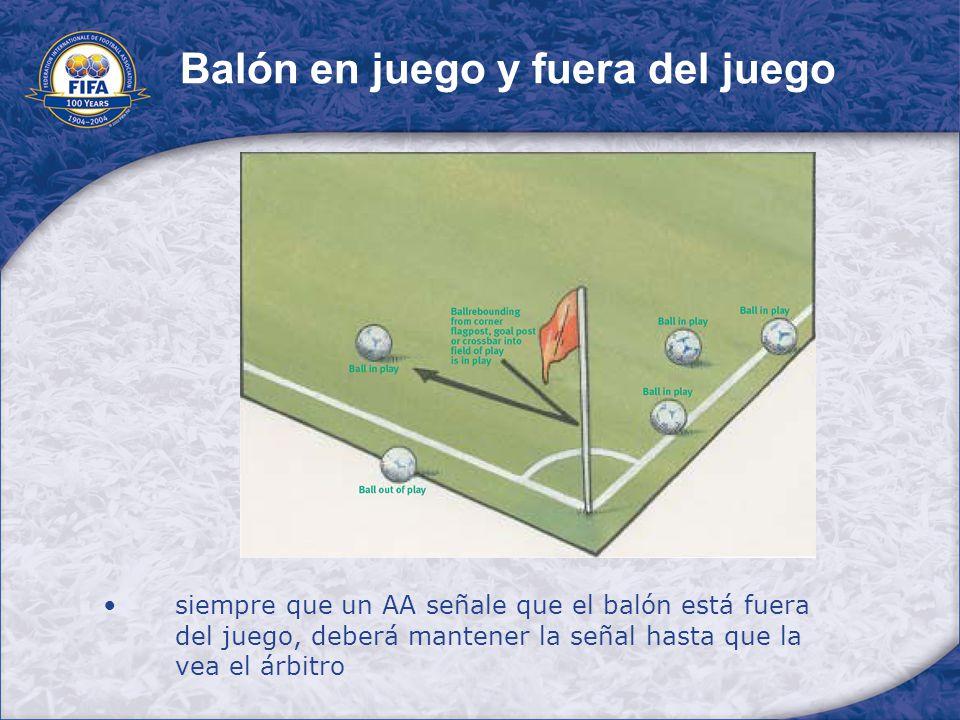 Regla 17 el saque de esquina ppt descargar for Balon fuera de juego