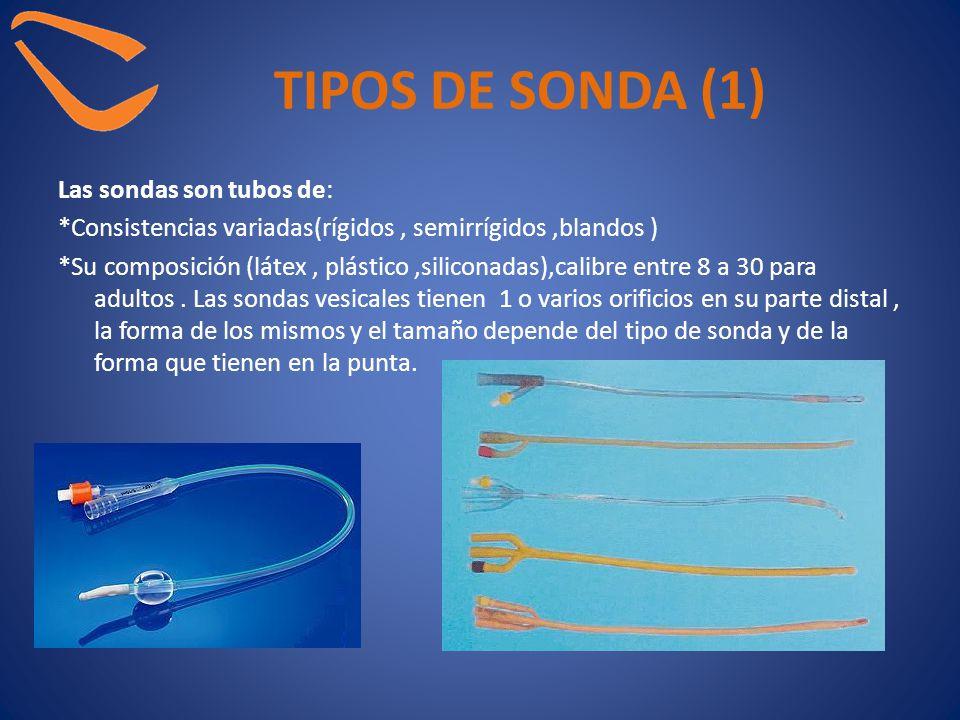 TIPOS DE SONDA (1)