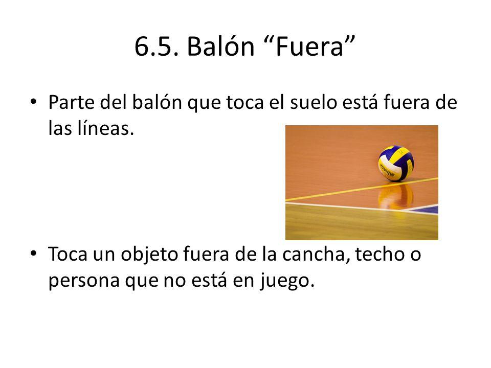 Voleibol ppt video online descargar for En fuera de juego online