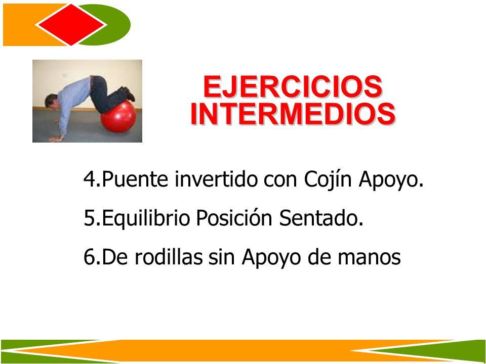 EJERCICIOS INTERMEDIOS