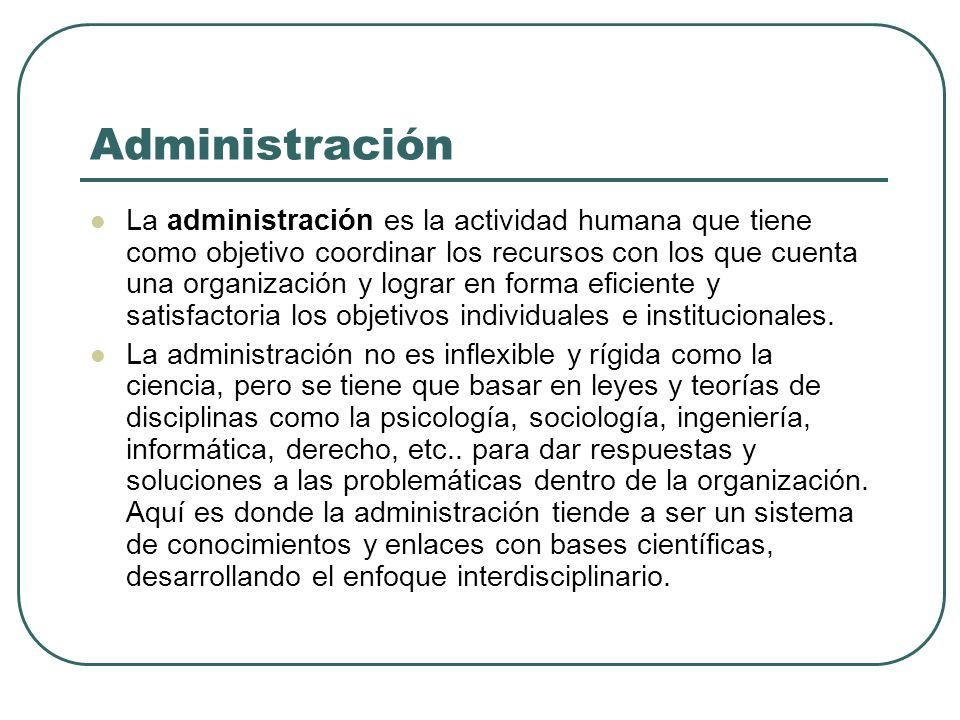Teoría de la Administración Pública - ppt video online descargar