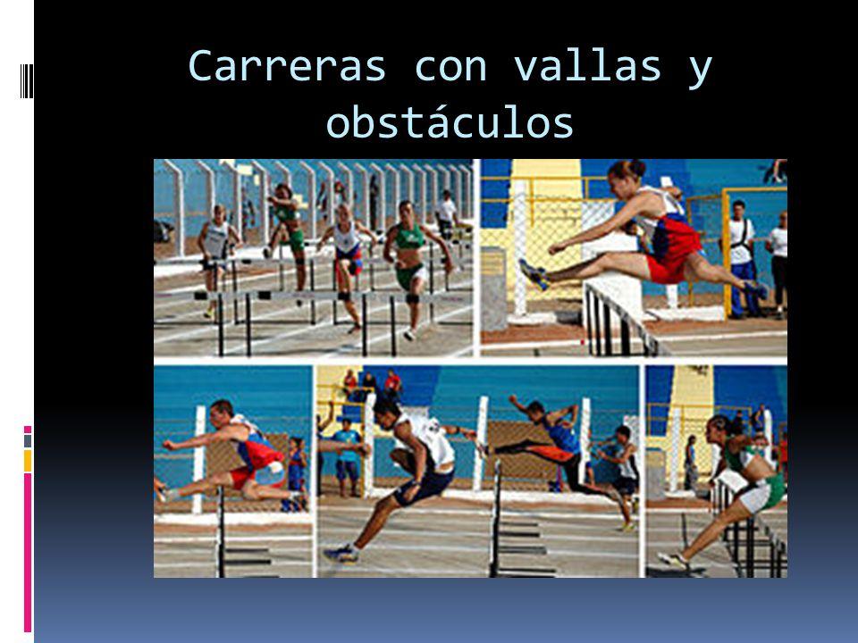 Carreras con vallas y obst culos ppt descargar for Imagen de vallas