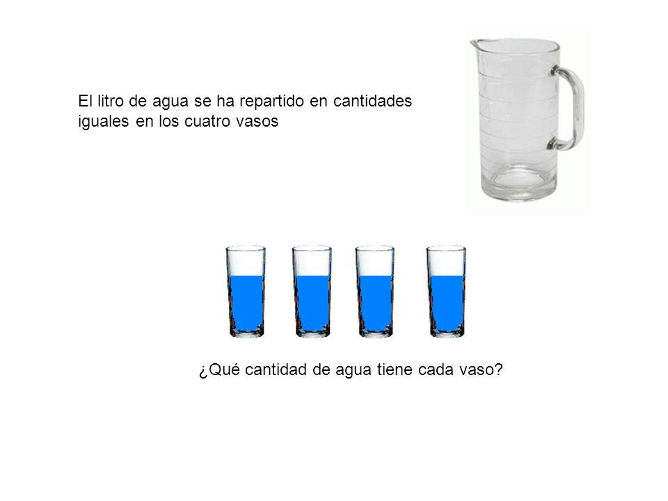 Aqu hay un litro de agua ppt descargar for Cuanto dinero tiene un cajero