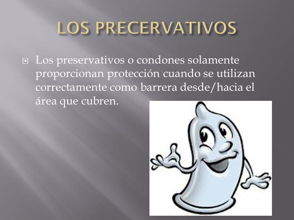 LOS PRECERVATIVOS