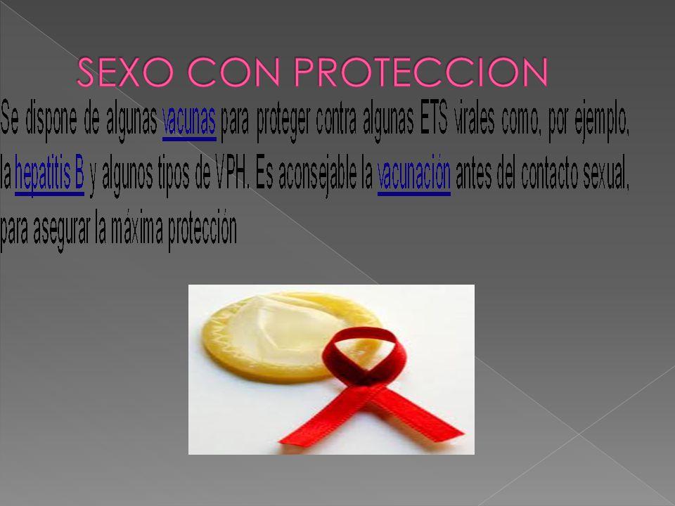 SEXO CON PROTECCION