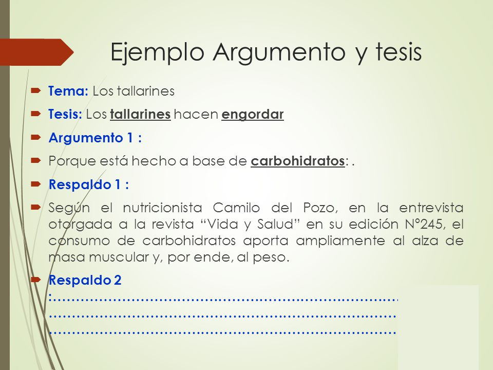 el texto argumentativo ppt video online descargar