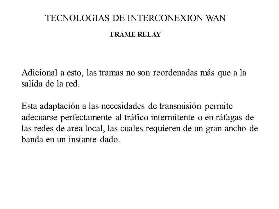 TECNOLOGIAS DE INTERCONEXION WAN - ppt descargar