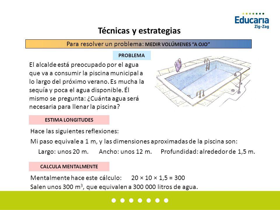 Volumen s ptimo b sico ppt descargar for Cubas de agua para llenar piscinas