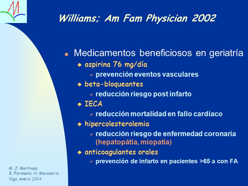Williams; Am Fam Physician 2002