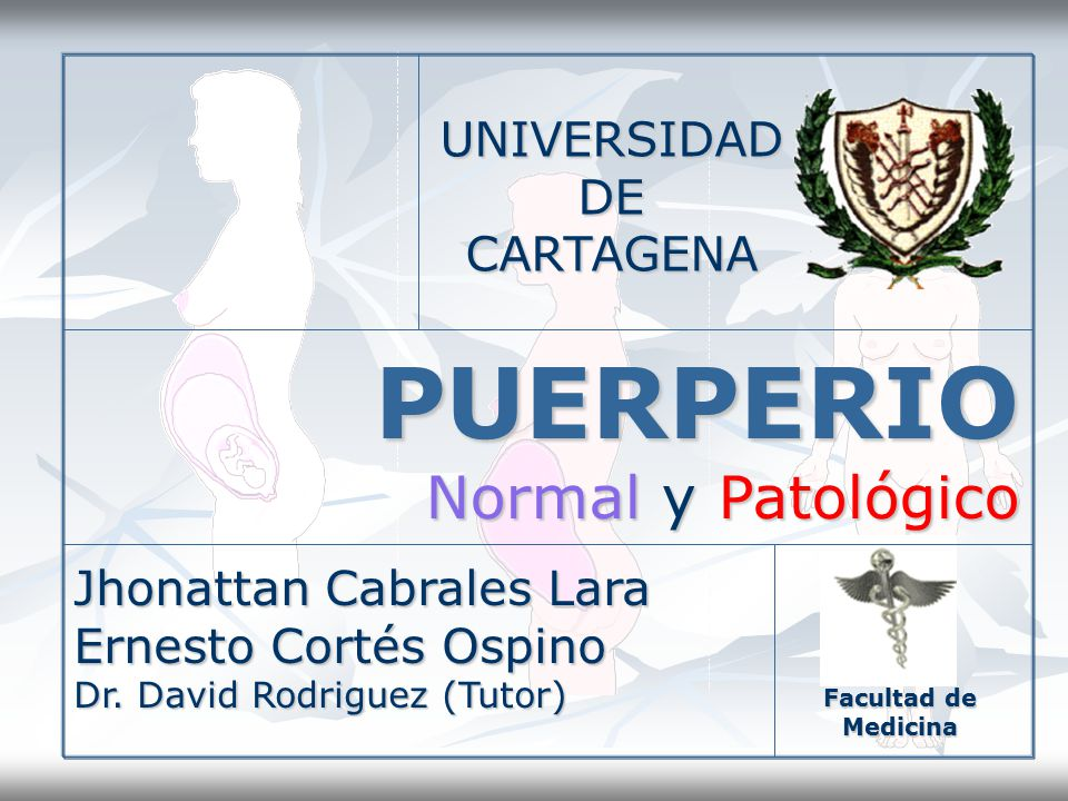 PUERPERIO NORMAL Y COMPLICADO EBOOK