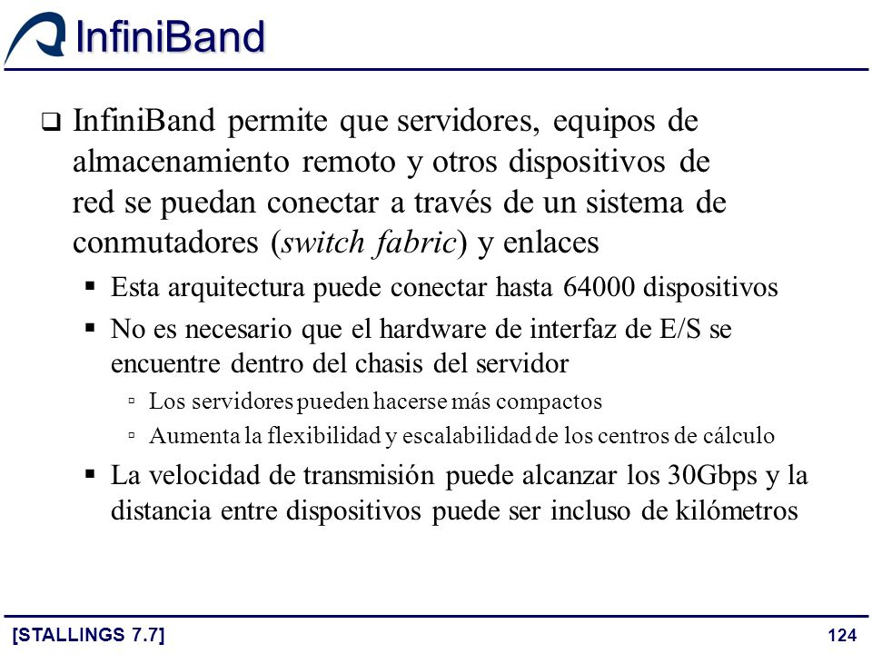 InfiniBand