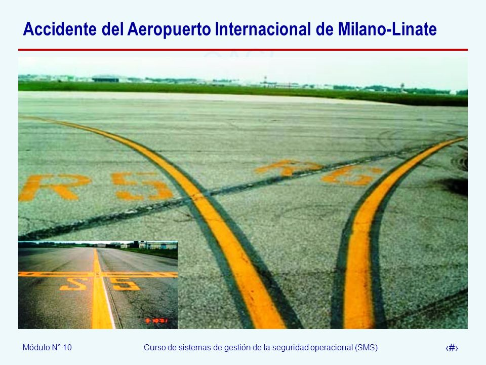 Accidente del Aeropuerto Internacional de Milano-Linate