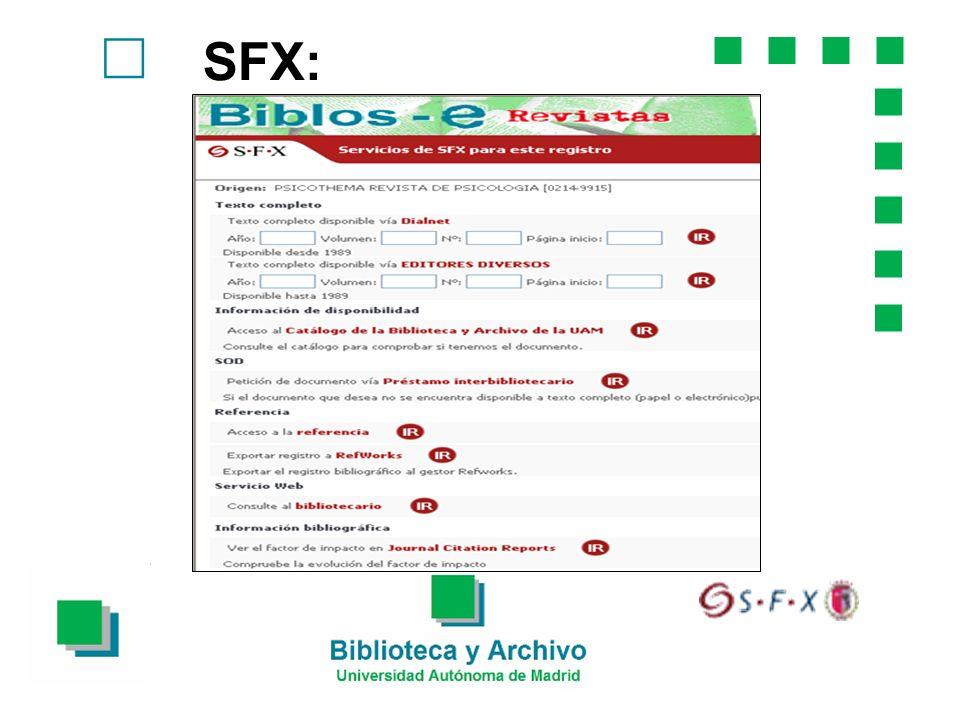 SFX: c