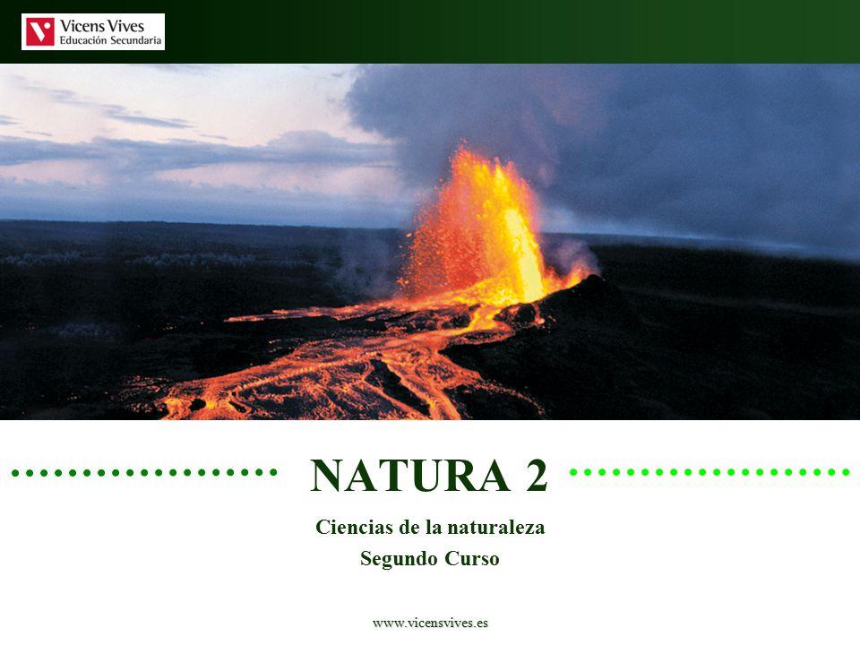 Ciencias de la naturaleza Segundo Curso