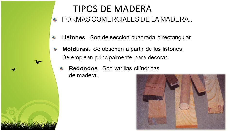 La madera la madera es un material de origen vegetal que - Tipos de barnices para madera ...