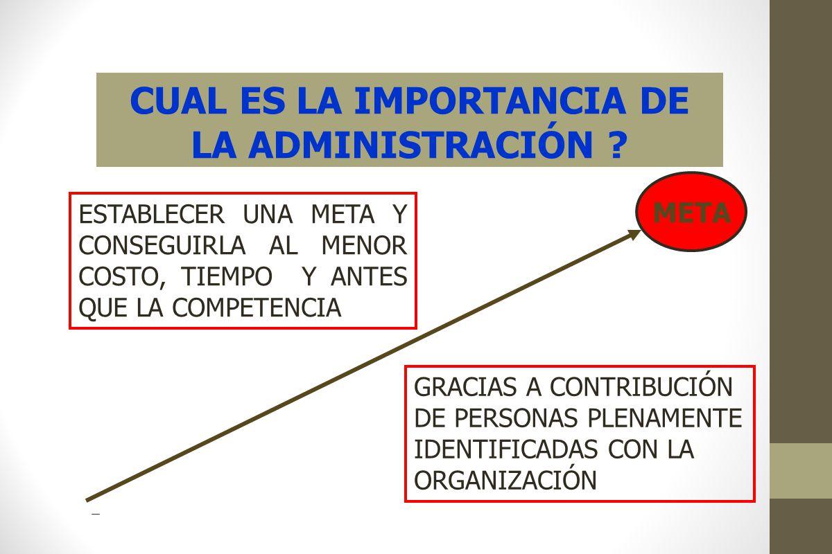 Administraci n y gesti n empresarial ppt descargar for Importancia de la oficina