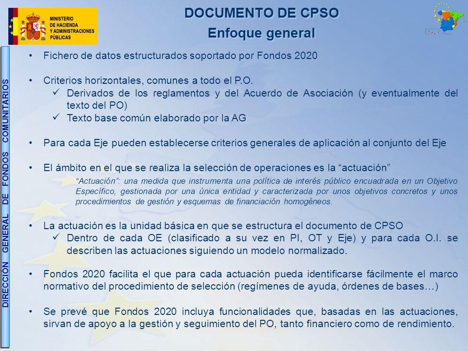 Dirección General de Fondos Comunitarios - ppt video