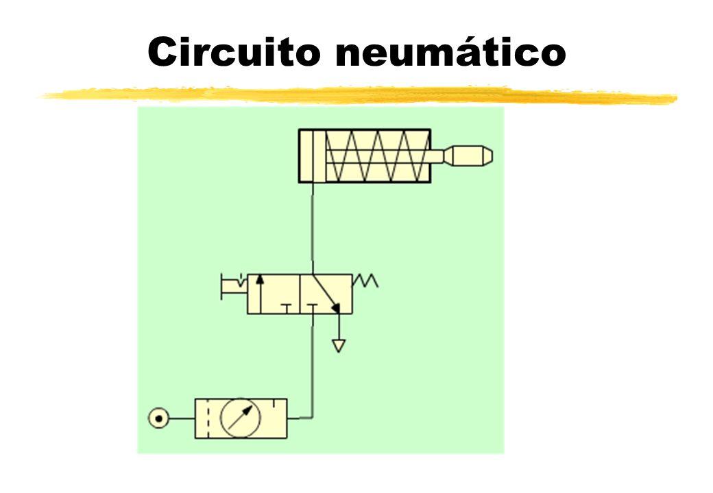 """Circuito Neumatico Simple : Unidad didáctica """"neumática e hidráulica ppt descargar"""