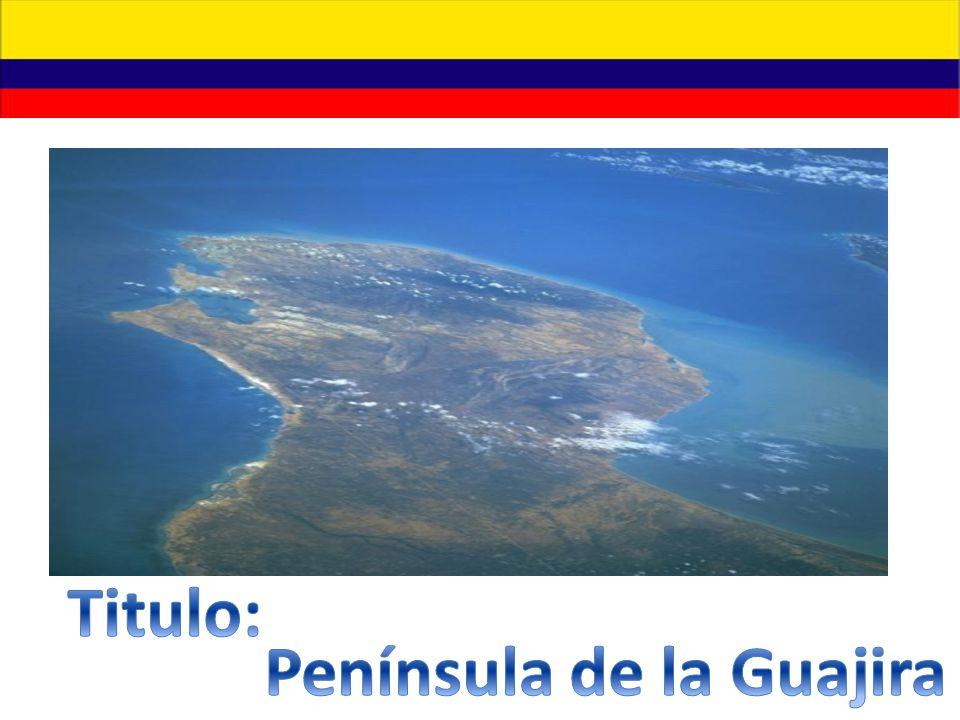 Península de la Guajira