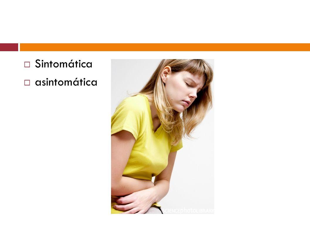 Sintomática asintomática