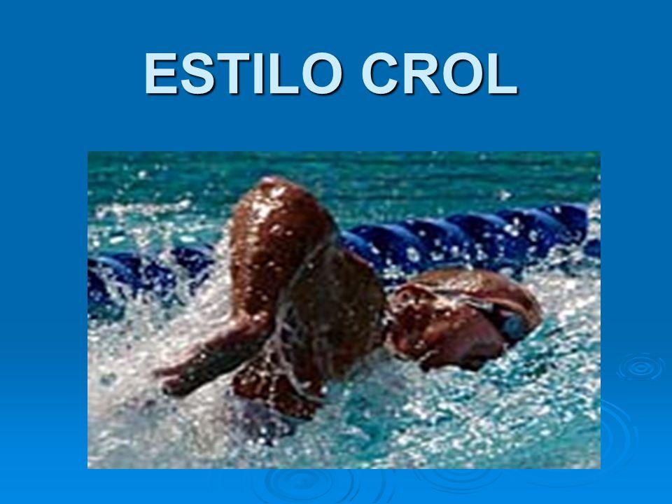 ESTILO CROL