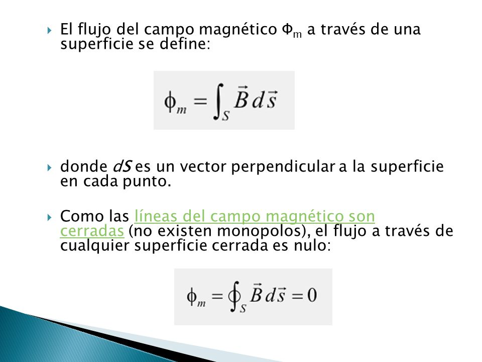 Electricidad y magnetismo ppt descargar - Definition de superficie ...