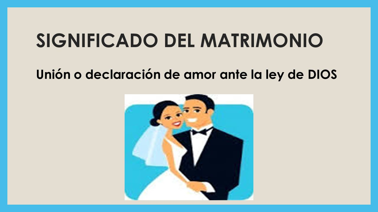 Matrimonio Católico Significado : Los sacramentos ppt descargar