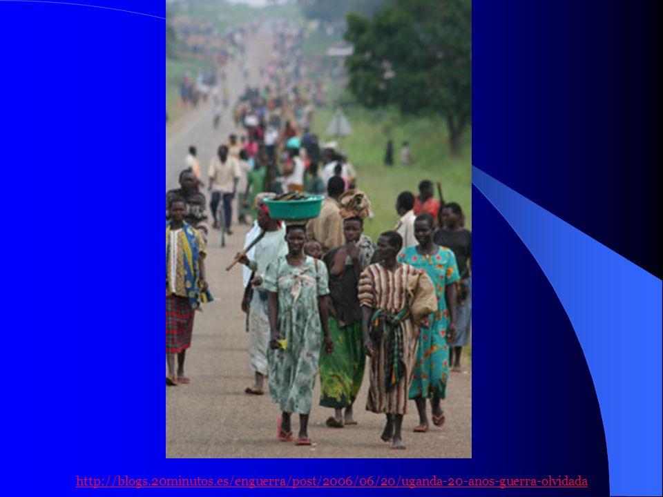http://blogs.20minutos.es/enguerra/post/2006/06/20/uganda-20-anos-guerra-olvidada