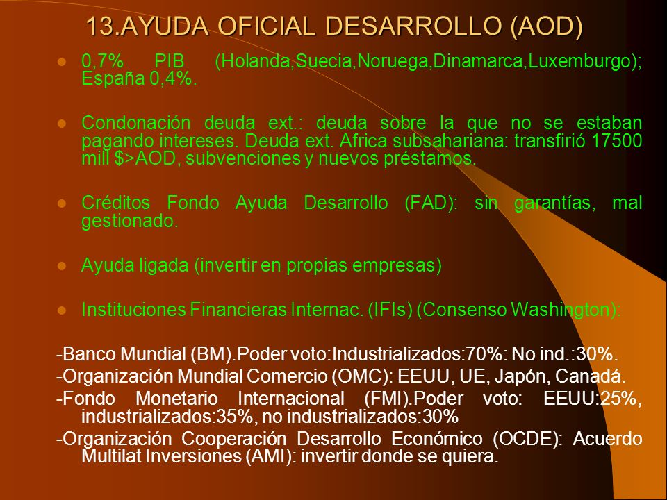 13.AYUDA OFICIAL DESARROLLO (AOD)