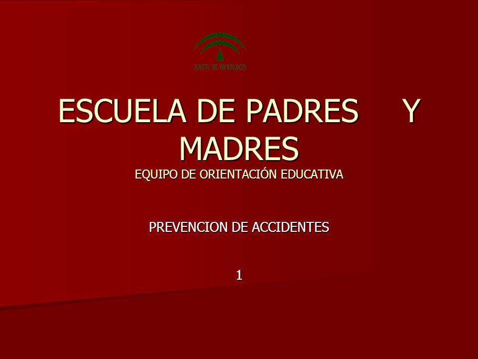 ESCUELA DE PADRES Y MADRES EQUIPO DE ORIENTACIÓN EDUCATIVA