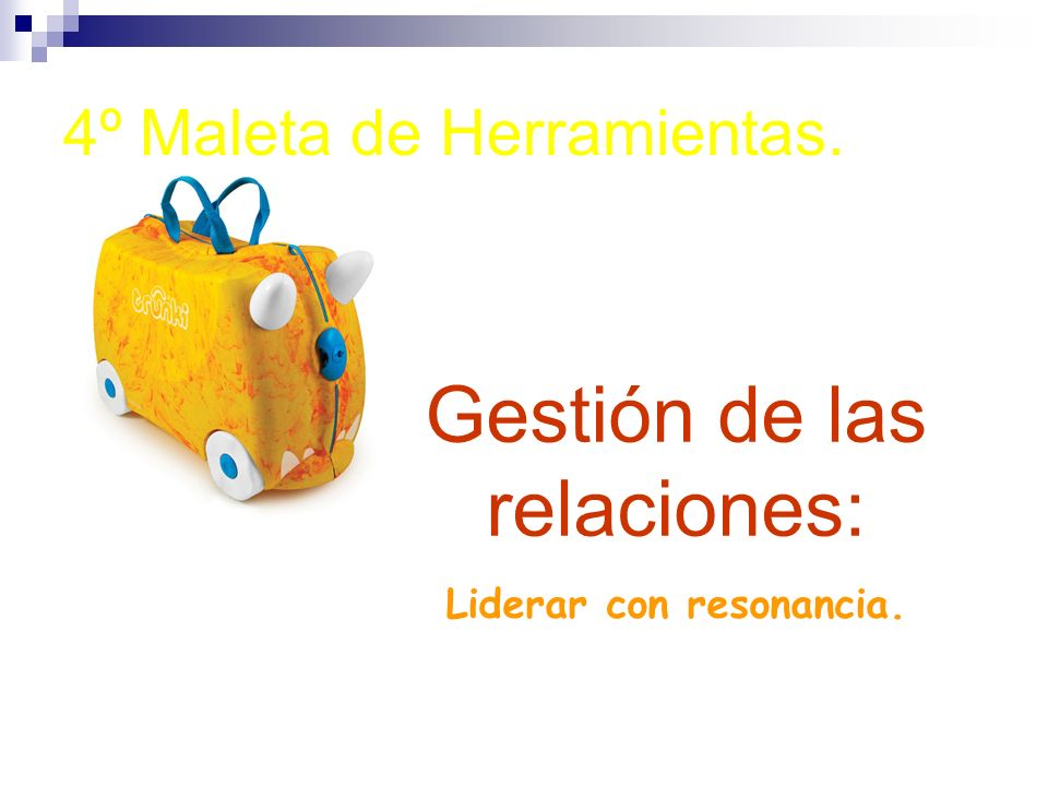 4º Maleta de Herramientas.