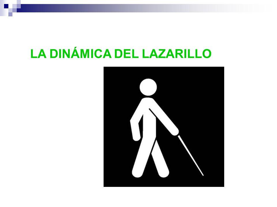 LA DINÁMICA DEL LAZARILLO